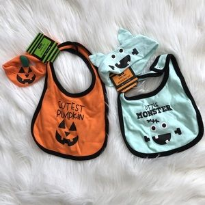 Gertex Halloween Headband & Bib Set